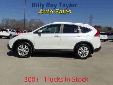 2013 Honda CR-V for sale at Billy Ray Taylor Auto Sales in Cullman AL