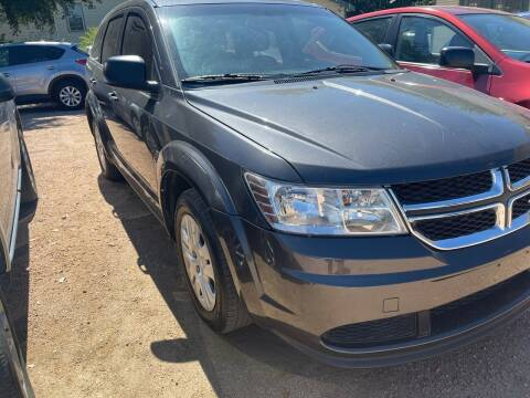 2015 Dodge Journey for sale at S & J Auto Group in San Antonio TX