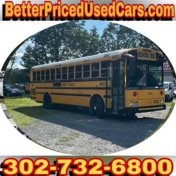 2006 Thomas Built Buses Saf-T-Liner HDX