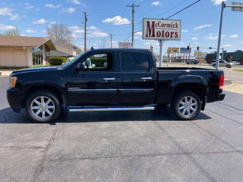 2013 GMC Sierra 1500 for sale at McCormick Motors in Decatur IL