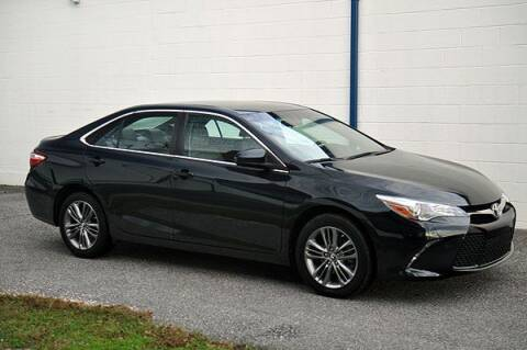 2017 Toyota Camry for sale at International Auto Wholesalers in Virginia Beach VA