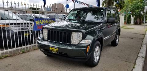 2011 Jeep Liberty for sale at KING MOTORS AUTO SALES, INC in Newark NJ