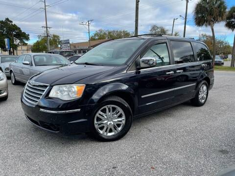 2010 Chrysler Town and Country for sale at CHECK  AUTO INC. in Tampa FL