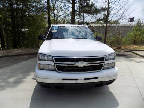 2007 Chevrolet Silverado 1500 Classic for sale at S.S. Motors LLC in Dallas GA