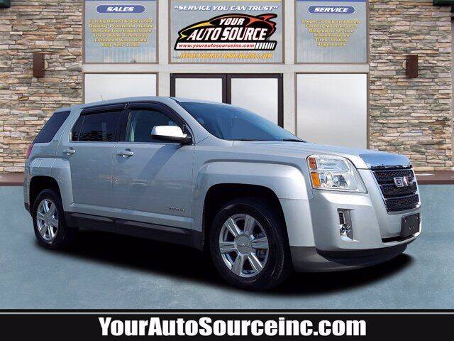2015 GMC Terrain for sale at Your Auto Source in York PA