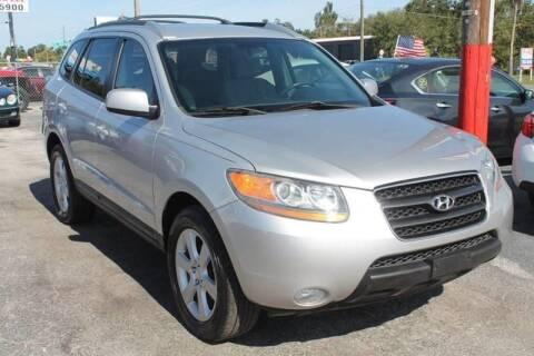 2008 Hyundai Santa Fe for sale at Mars auto trade llc in Kissimmee FL