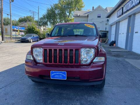 2012 Jeep Liberty for sale at Union Motor Cars Inc in Cleveland OH