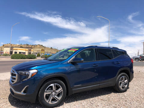 2020 GMC Terrain for sale at 1st Quality Motors LLC in Gallup NM