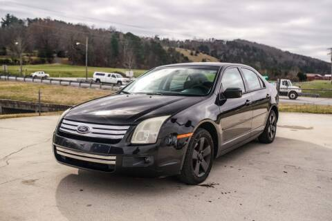 2008 Ford Fusion for sale at CarUnder10k in Dayton TN
