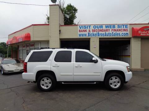 2009 Chevrolet Tahoe for sale at Bickel Bros Auto Sales, Inc in Louisville KY