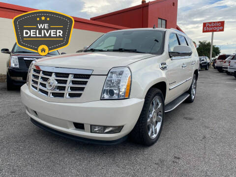 2009 Cadillac Escalade Hybrid for sale at JC AUTO MARKET in Winter Park FL