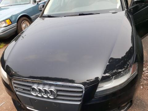 2009 Audi A4 for sale at Broad Street Auto in Meriden CT