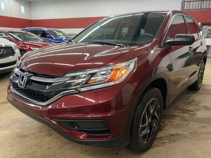 2016 Honda CR-V for sale at Columbus Car Warehouse in Columbus OH