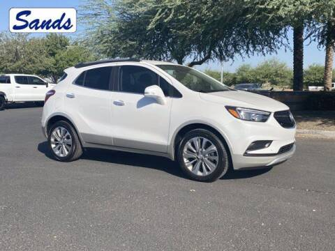 2017 Buick Encore for sale at Sands Chevrolet in Surprise AZ