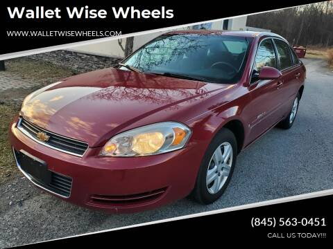 2006 Chevrolet Impala for sale at Wallet Wise Wheels in Montgomery NY