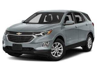 2018 Chevrolet Equinox for sale at PATRIOT CHRYSLER DODGE JEEP RAM in Oakland MD