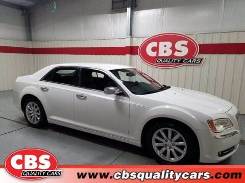 2013 Chrysler 300 for sale at CBS Quality Cars in Durham NC