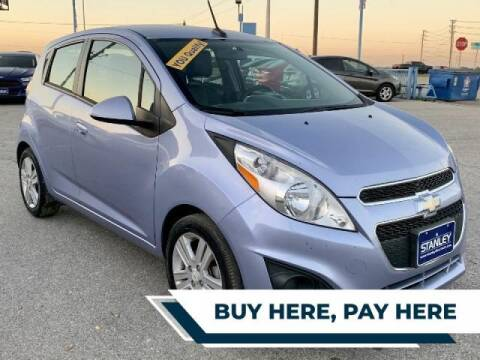 2014 Chevrolet Spark for sale at Stanley Automotive Finance Enterprise - STANLEY FORD SWEETWATER in Sweetwater TX