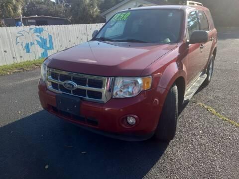 2011 Ford Escape for sale at Auto Mart - Dorchester in North Charleston SC