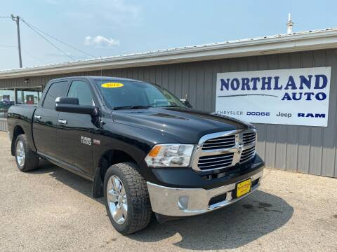 2018 RAM Ram Pickup 1500 for sale at Northland Auto in Humboldt IA