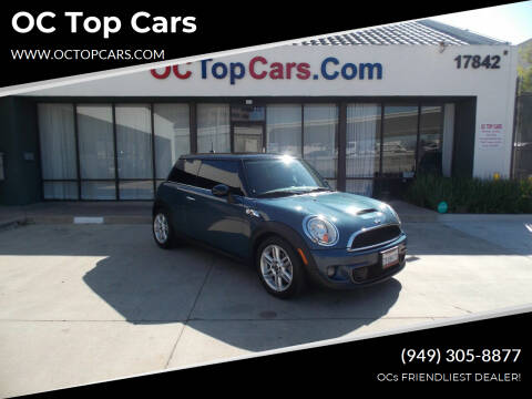 2011 MINI Cooper for sale at OC Top Cars in Irvine CA