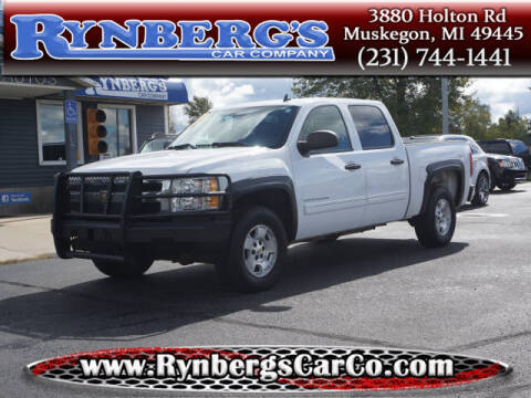2010 Chevrolet Silverado 1500 for sale at Rynbergs Car Co in Muskegon MI