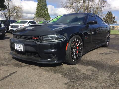 2016 Dodge Charger for sale at Pacific Auto LLC in Woodburn OR
