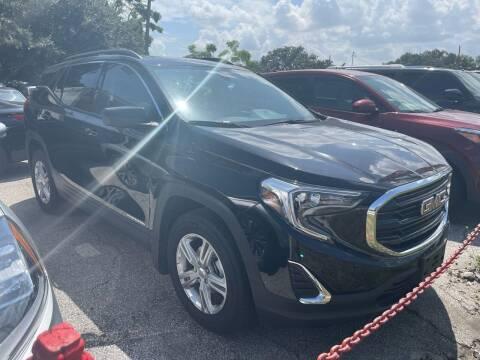 2018 GMC Terrain for sale at P J Auto Trading Inc in Orlando FL