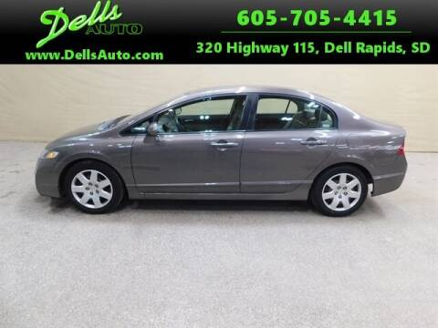 2009 Honda Civic for sale at Dells Auto in Dell Rapids SD