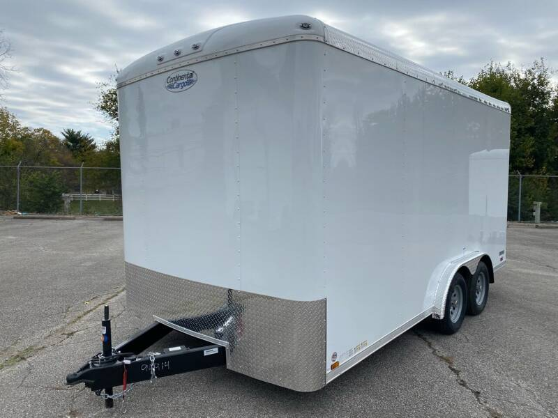 2020 Continental Cargo Tailwind 8.5x16 for sale at Columbus Powersports - Cargo Trailers in Columbus OH