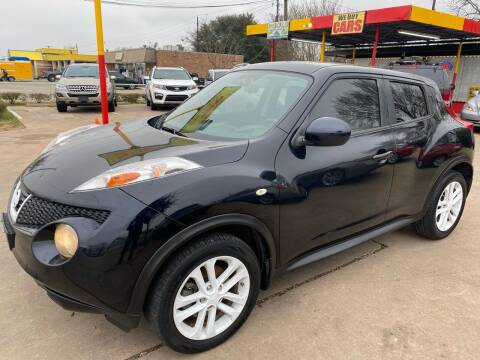 2013 Nissan JUKE for sale at Cash Car Outlet in Mckinney TX