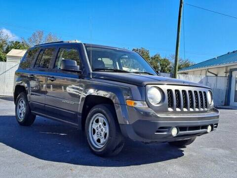 2014 Jeep Patriot for sale at Select Autos Inc in Fort Pierce FL