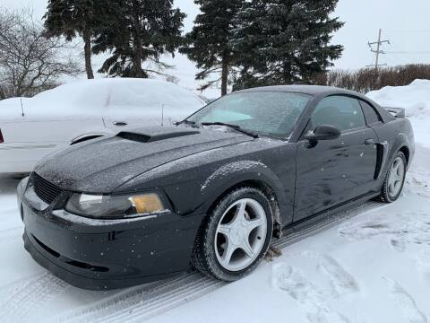 2004 Ford Mustang for sale at All Star Car Outlet in East Dundee IL