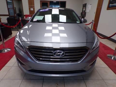 2015 Hyundai Sonata for sale at Adams Auto Group Inc. in Charlotte NC