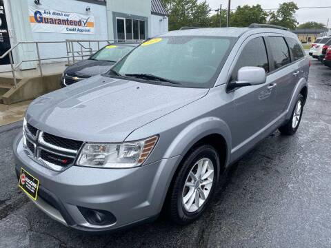 2015 Dodge Journey for sale at Huggins Auto Sales in Ottawa OH
