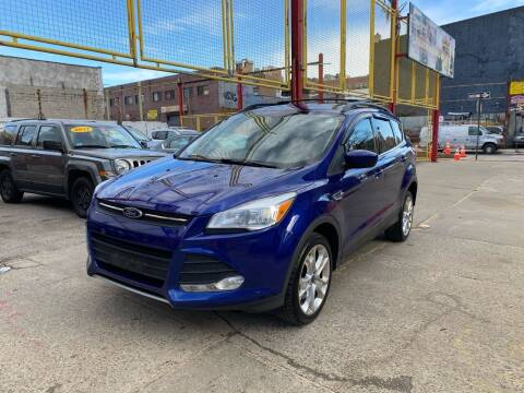 2013 Ford Escape for sale at Raceway Motors Inc in Brooklyn NY