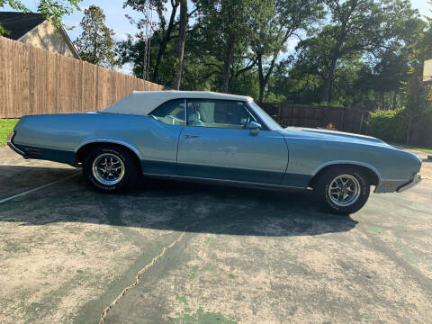 1972 Oldsmobile 442 for sale at Bayou Classics and Customs in Parks LA