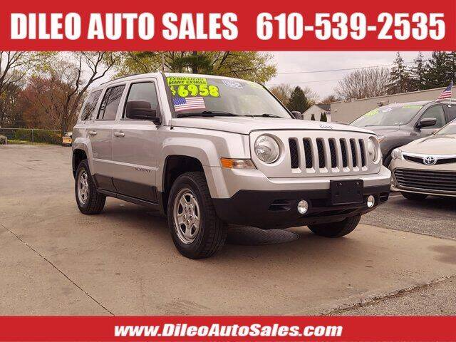 2011 Jeep Patriot for sale at Dileo Auto Sales in Norristown PA