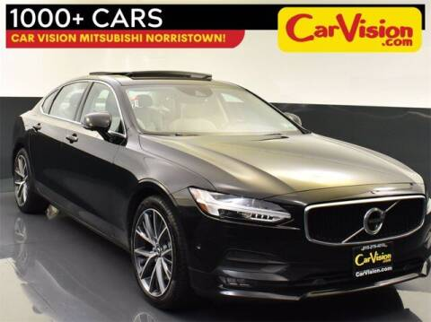 2018 Volvo S90 for sale at Car Vision Buying Center in Norristown PA