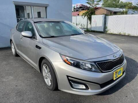 2014 Kia Optima for sale at Pinnacle Automotive Group in Roselle NJ