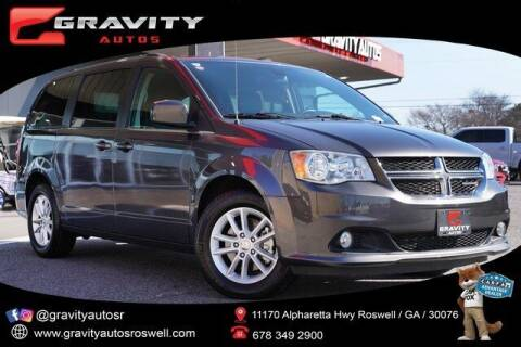 2019 Dodge Grand Caravan for sale at Gravity Autos Roswell in Roswell GA
