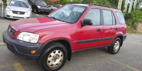 1998 Honda CR-V for sale at JG Motors in Worcester MA