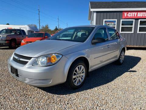 2009 Chevrolet Cobalt for sale at Y City Auto Group in Zanesville OH