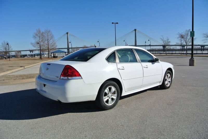 2012 Chevrolet Impala for sale at BRADNICK PAST & PRESENT AUTO in Alton IL