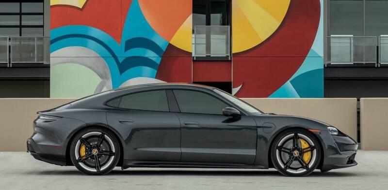 2020 Porsche Taycan for sale in Van Nuys, CA