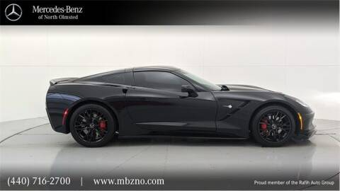 2016 Chevrolet Corvette for sale at Mercedes-Benz of North Olmsted in North Olmsted OH