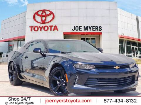 2017 Chevrolet Camaro for sale at Joe Myers Toyota PreOwned in Houston TX