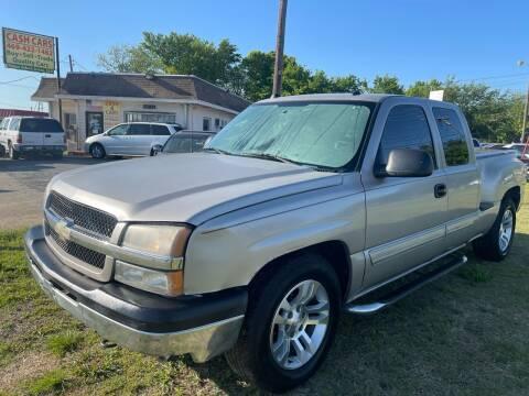 2004 Chevrolet Silverado 1500 for sale at Texas Select Autos LLC in Mckinney TX