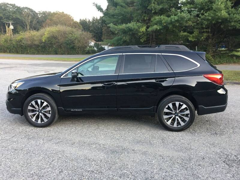 2015 Subaru Outback for sale at Forza in Gaylordsville CT
