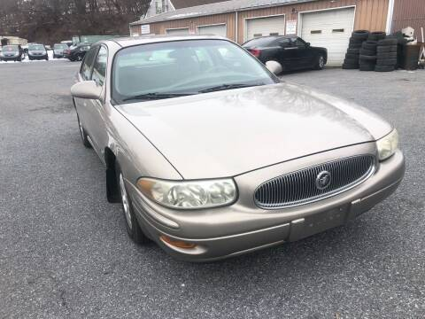 2002 Buick LeSabre for sale at YASSE'S AUTO SALES in Steelton PA